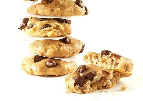 Oxygen Women's Fitness | Nutrition | High-Protein Chocolate Chip Cookies | Fat and mouthfeel | Scoop.it