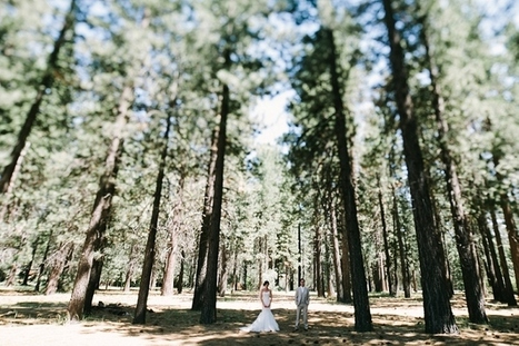 A Handmade Big Bear Wedding: Steve+Sarah | Our Love | Scoop.it