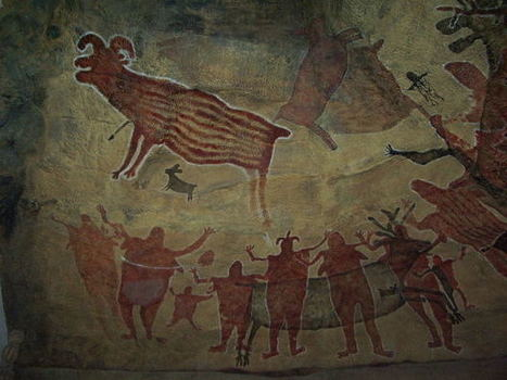 Evidence suggest cavemen were high while painting cave walls - KRMG | Ancient Origins of Science | Scoop.it