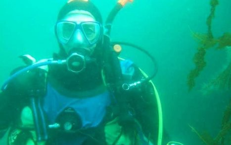 Scuba diver's camera washes up three years after she lost it and 600 miles away - and it still works | ScubaObsessed | Scoop.it