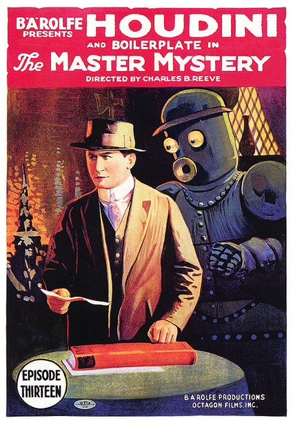 The first robot in cinema   Post-Sapiens, les êtres technologiques   Scoop.it