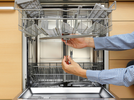 5 Dishwasher Repair Tips Every Appliance Technician Should Know | Construction Apprenticeship Trade School in Ontario | Pat Institute | Resources for students | Scoop.it