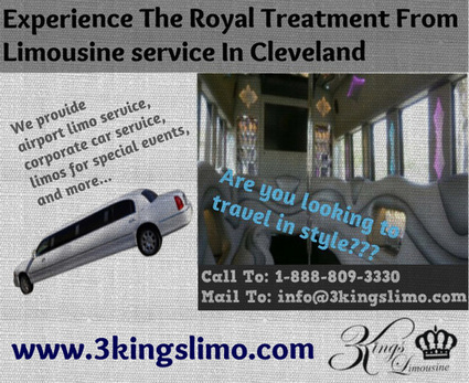 The Royal Experience From Limousine service In Cleveland | Limousine Service in Brooklyn New York City | Scoop.it