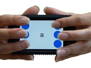 BrailleTouch | Inclusive eLearning | Scoop.it