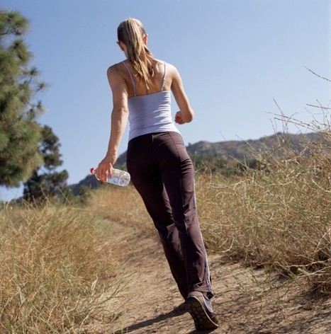 Walking workout plan: Get your best body in just four-weeks! | StepsHunter | Scoop.it