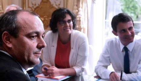 CFDT: le pari risqué d'un soutien inébranlable à la loi travail | CFDT Schneider Region Parisienne | Scoop.it