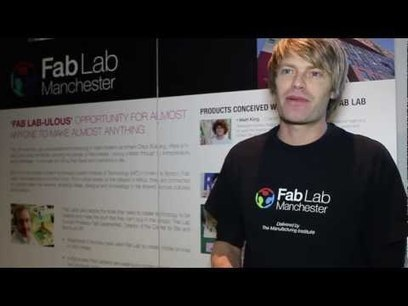 Introduction to Manchester's Fab Lab | Big and Open Data, FabLab, Internet of things | Scoop.it