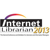 Internet Librarian 2013 Conference in California | The Information Professional | Scoop.it