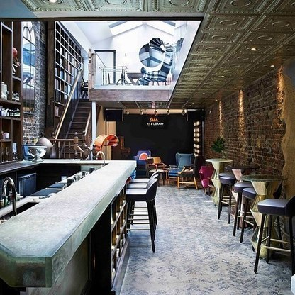 16 Incredible Library Bars In London | -thécaires are not dead | Scoop.it