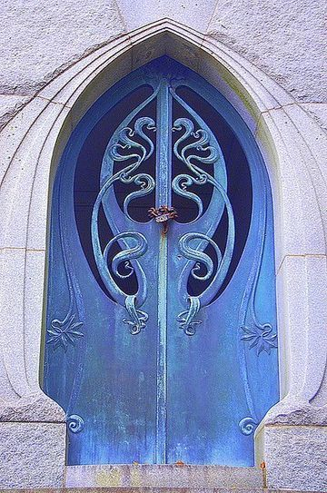 Blog - Paint Your Door a True Blue | doors | Scoop.it