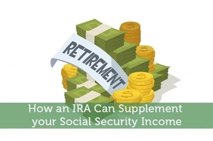 How an IRA Can Supplement your Social Security Income - Modest Money | Modest Money | Scoop.it