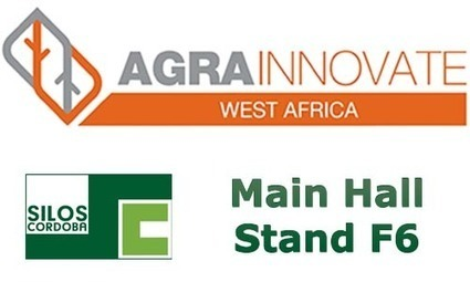 Getting ready to show our grain storage solutions at Agra Innovate Nigeria | Grain Storage Trends and Innovations Worldwide | Scoop.it
