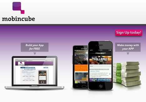 Make money at home building Apps with Mobincube | Mobile App News Digest | Scoop.it