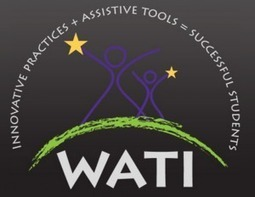 Wisconsin AT Inititative (WATI): Assessing Students' Needs for Assistive Technology | Paths to Literacy | Edtech PK-12 | Scoop.it
