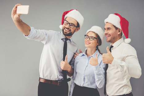 How To Celebrate Employee Recognition During The Holidays | Employee Engagement - Hppy Scoop | Scoop.it