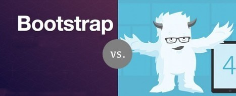 Twitter Bootstrap vs Foundation 4 - Which One Is Right For You? | Lectures web | Scoop.it