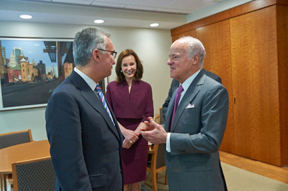 Landmark Gift of $100 Million from the Marie-Josée and Henry R. Kravis Foundation Will Support Groundbreaking Approach to Precision Oncology at Memorial Sloan Kettering Cancer Center | Melanoma Dispatch | Scoop.it