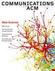 Web science: an interdisciplinary approach to understanding the web (2008, ACM) | Wbsc | Scoop.it