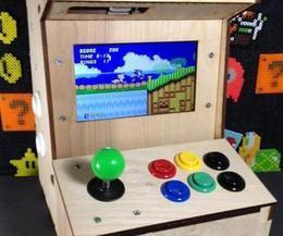 Build your own Mini Arcade Cabinet with Raspberry Pi | Open Source Hardware News | Scoop.it
