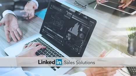 Why Financial Services Professionals Should Adopt Social Selling | Social Selling:  with a focus on building business relationships online | Scoop.it