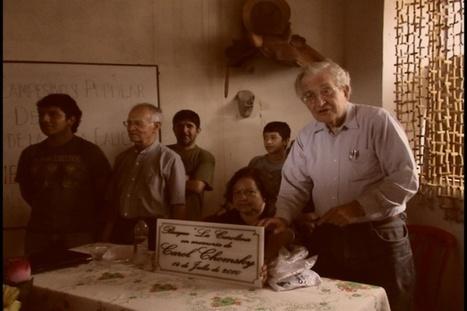 Carta de Noam Chomsky al Presidente Colombiano Juan Manuel Santos | Proceso Campesino y Popular de La Vega | Minería y despojo :: Colombia | Scoop.it