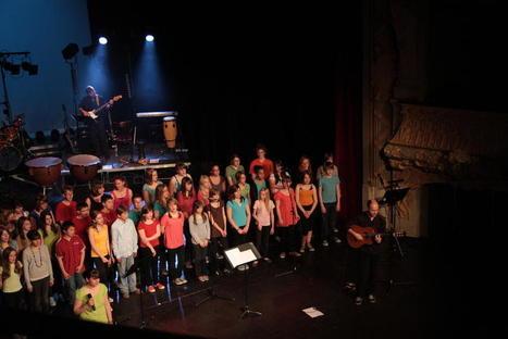 Berck et Rang-du-Fliers: les chorales de la région se rencontrent ... - La Voix du Nord   Actualités du lycée Sophie Berthelot - Calais   Scoop.it