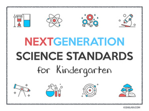 FREE: Next Generation Science Standards (NGSS) Posters for Kindergarten | Next Generation Science Standards- | Scoop.it