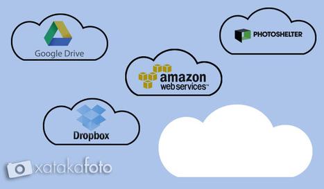 Los mejores servicios de almacenamiento en la nube para fotógrafos | Educacion, ecologia y TIC | Scoop.it