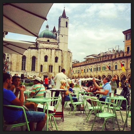 Out & About in Ascoli Piceno   Le Marche another Italy   Scoop.it
