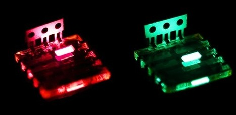 Super efficient LEDs could be made from 'wonder material' perovskite | Amazing Science | Scoop.it