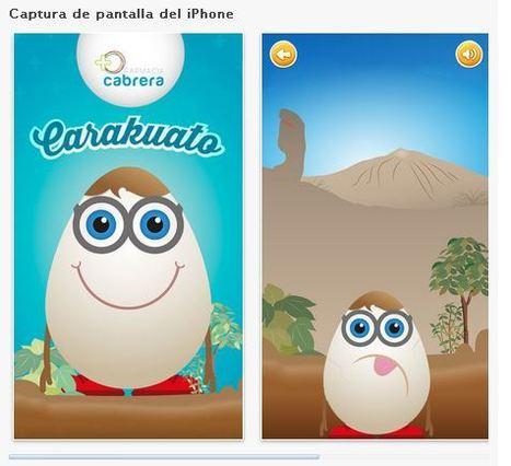 Carakuato, juego educativo sobre alimentación saludable | esalud y Farmacia | Scoop.it