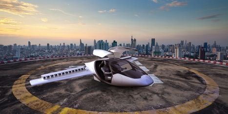 ESA Unveils Tesla of the Sky: A Personal, Electric Plane by 2018 | Technology in Business Today | Scoop.it