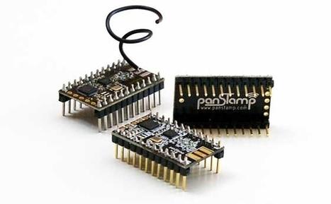panStamp, domotique sans fil à l'air Arduino | technologie 3ème | Scoop.it