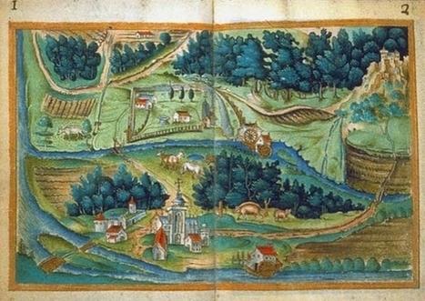 An Mil - Naissance et grandeur du village médiéval | Histoire de France | Scoop.it