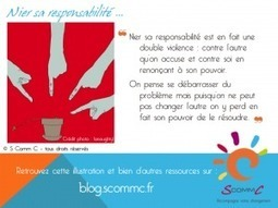 S Comm C, le blog, Nier sa responsabilité | Citations | Scoop.it