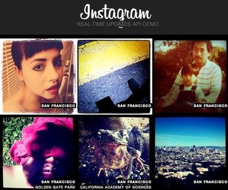 Instagram Realtime Demo with Node.js, Redis and Web Sockets | The Carbon Emitter | Nodejs-code | Scoop.it