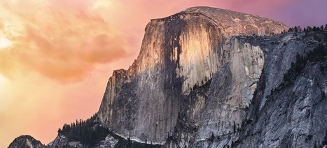 ​OS X Yosemite First Impressions: Apple's Biggest Desktop Move In Years | fashion | Scoop.it