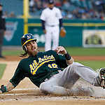 Detroit Tigers roll over the Oakland Athletics, 12-2 | Sports Photography | Scoop.it
