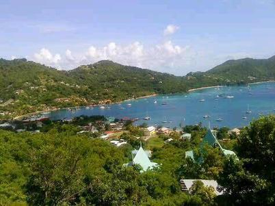 Twitter / Junederrick91: Breath-taking view over looking ... | Bequia - All the Best! | Scoop.it