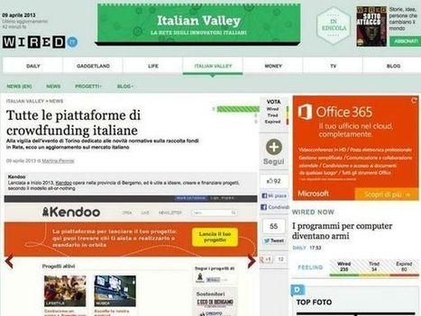 Crowdfunding iperlocale Kendoo fa parlare di sé - L'Eco di Bergamo   Crowdfunding e sussidiarietà orizzontale. Integrazione, confronto e limiti.   Scoop.it
