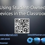 Using Student-Owned Devices in the Classroom: A Presentation | BYOT @ School | Scoop.it