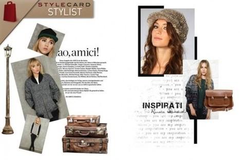 StyleCard Stylist: Winter Hats | StyleCard Fashion Portal | Fashion for all man kind | Scoop.it