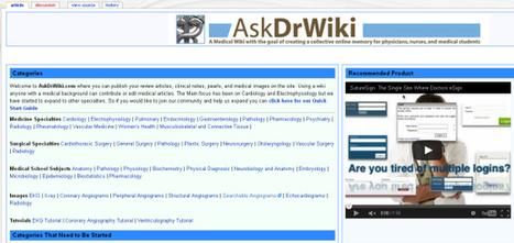 Wikis de salud: Si somos más, aprendemos más | Fisioterapia y eSalud | Scoop.it