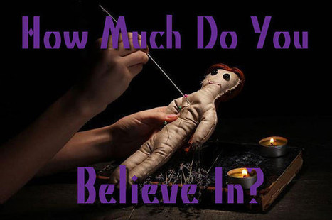 How Much Do You Believe In? - BuzzFeed   Fenómenos Paranormales.   Scoop.it