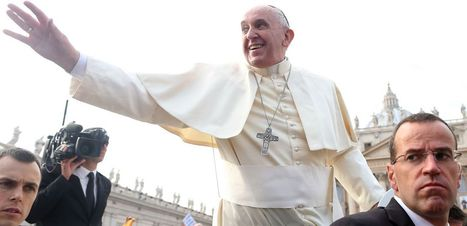 Pope Francis Just Took a Major Stand for Human Rights - Mic   Current Topics in Woodall's ELA Class   Scoop.it