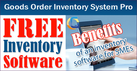 Free Inventory Software | Business management inventory apps | Scoop.it