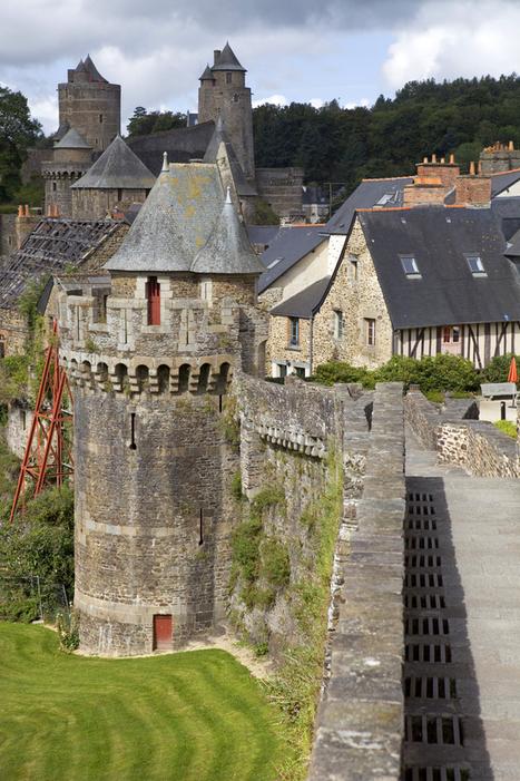 La ciudad que parece una maqueta medieval en Bretaña, Francia ( Fougeres) - 101 Lugares increíbles | Cultura y turismo sustentable | Scoop.it