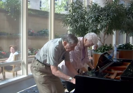 Talented Elderly Couple Will Brighten Your Day With This Impromptu Piano Duet. | Funny, Inspirational, Amazing | Scoop.it