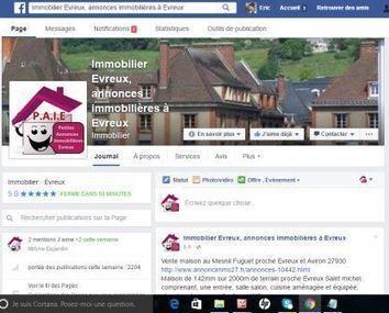 Les réseaux sociaux pour vendre votre bien immobilier à Evreux   Constructeur de maison   Scoop.it