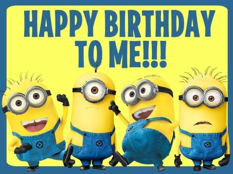 Minions style Happy Birthday wishes with funny Birthday Pics | World Important days and Events | Scoop.it